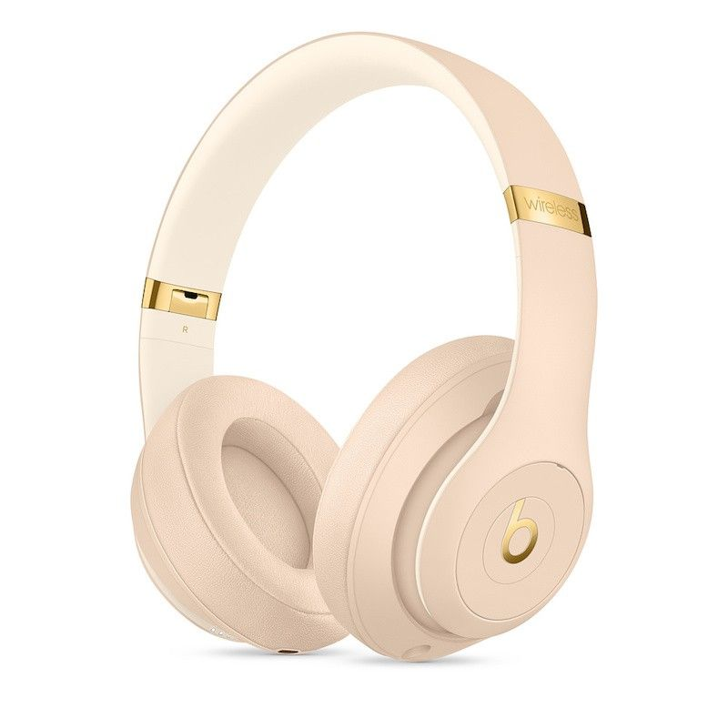 Beats Studio3 Wireless Over-Ear - The Beats Skyline Collection - Desert Sand