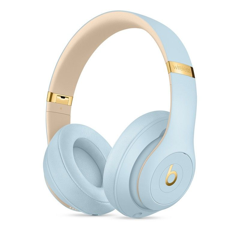 Beats Studio3 Wireless Over-Ear - The Beats Skyline Collection - Crystal Blue