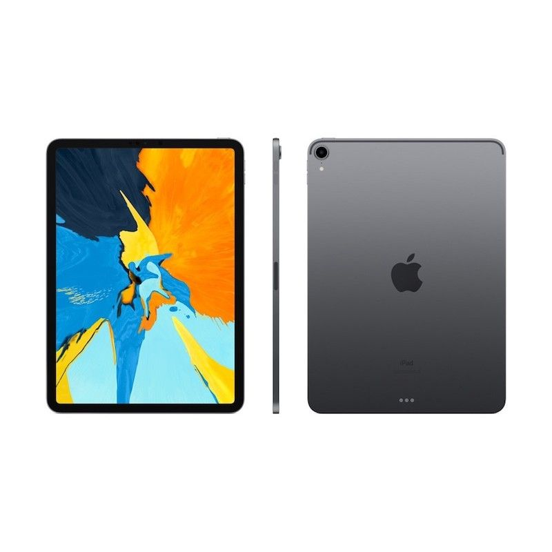 "iPad Pro 11"" Wi-Fi 256 GB - Cinzento Sideral"