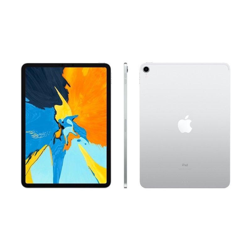 """iPad Pro 11"""" Wi-Fi 64 GB - Prateado"""