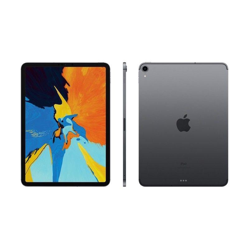 """iPad Pro 11"""" Wi-Fi + Cellular 256 GB - Cinzento Sideral"""