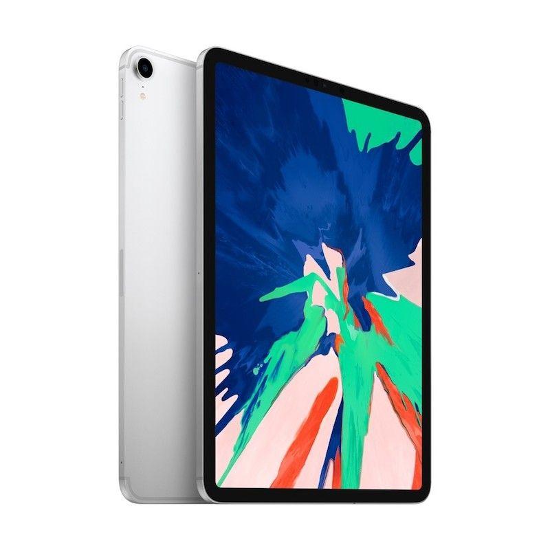"iPad Pro 11"" Wi-Fi + Cellular 1 TB - Prateado"