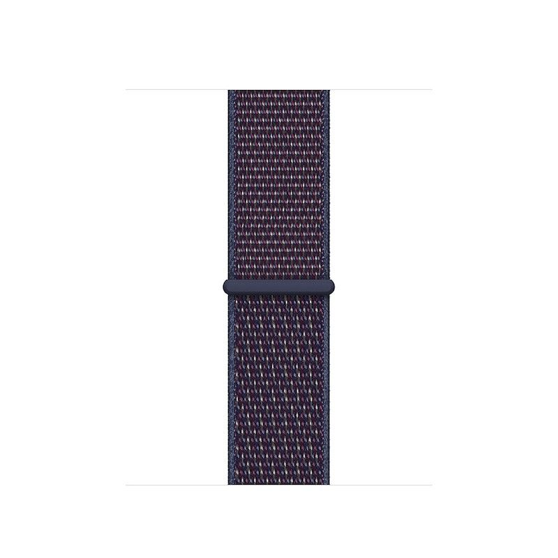 Bracelete desportiva Loop para Apple Watch (40/38 mm) -  Azul Indigo