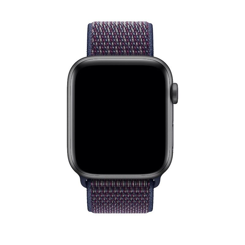 Bracelete desportiva Loop para Apple Watch (44/42 mm) - Azul Indigo