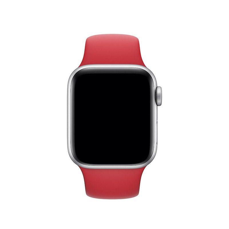 Bracelete desportiva para Apple Watch (40/38 mm) S/M & M/L - (PRODUCT) RED
