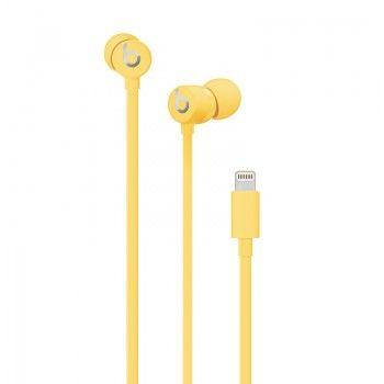 Auriculares urBeats3 com conetor Lightning - Amarelo