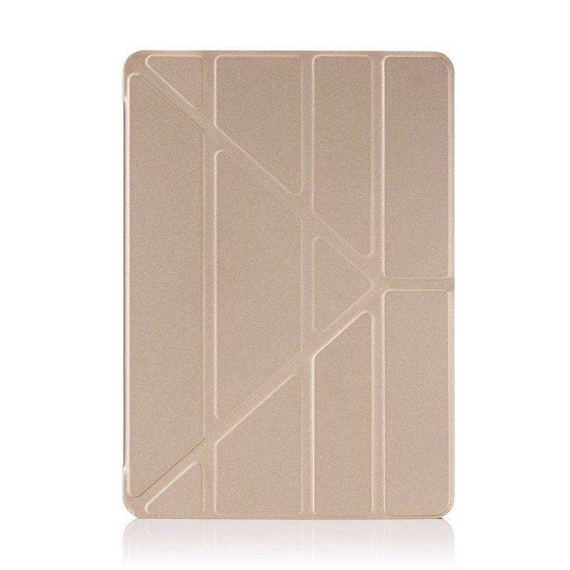 """Capa iPad Pro 10.5"""" Pipetto - Champagne Transparente"""