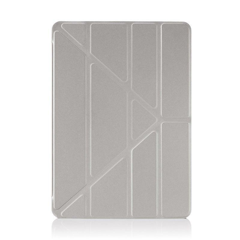 "Capa iPad Pro 10.5"" Pipetto - Prateado Transparente"