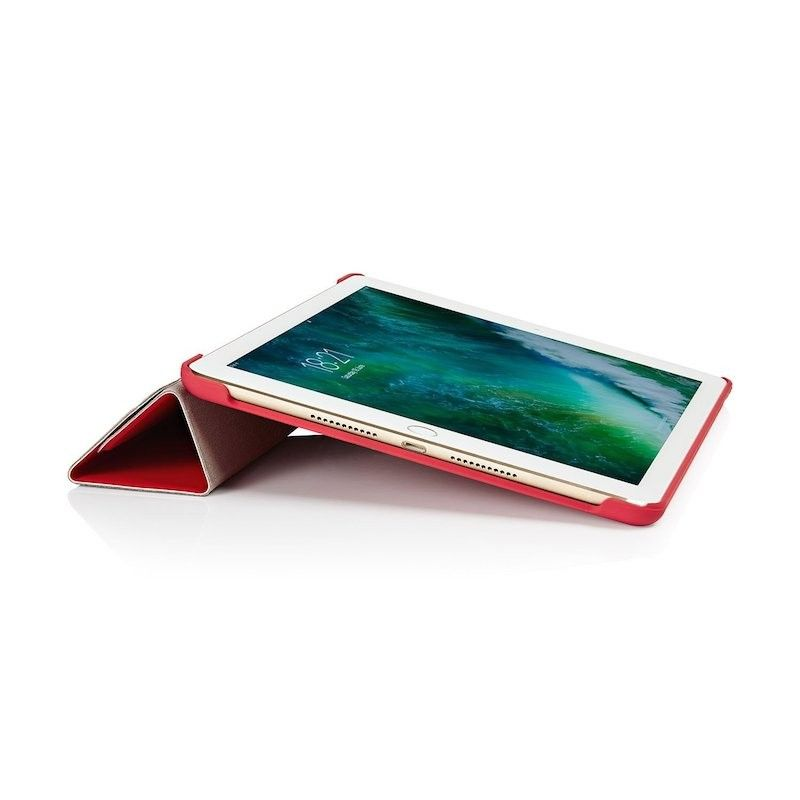 """Capa iPad Pro 10.5"""" Pipetto Origami - Verrmelho"""