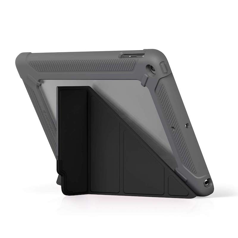Capa Pipetto Origami Shield iPad 9,7 (2017/8/Air 1) - Preto