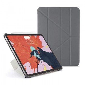 Capa para iPad Pro 11 Pipetto Origami - Cinza escuro