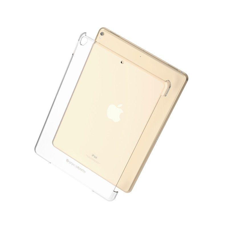 Capa posterior iPad Pro 12.9 Pipetto  - Transparente