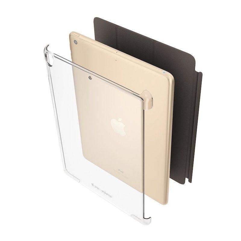 Capa posterior para iPad 9,7 (2017/18) - Transparente