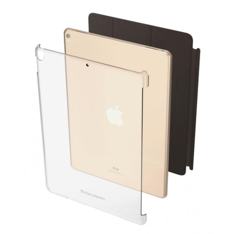 """Capa posterior iPad Pro 12.9"""" Pipetto  - Transparente"""
