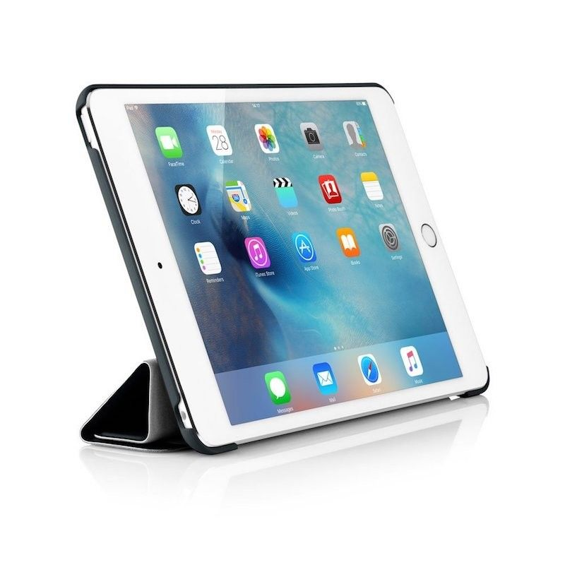 Capa iPad mini 4  Pipetto Origami - Preto