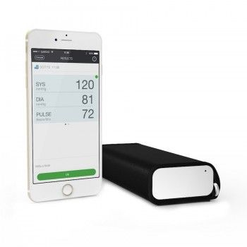 Medidor de Tensão arterial Qardio Arm Smart Blood - Branco