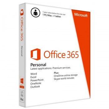 Office 365 Personal (1 utilizador / subscrição anual)