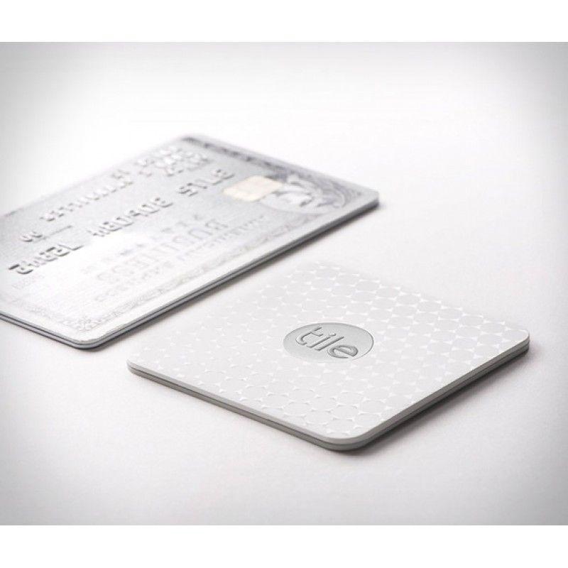 Tile Slim - Localizador Bluetooth Pack de 4 unidades