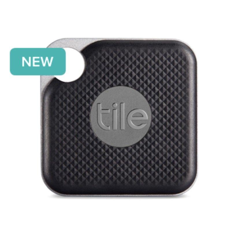 Tile Pro Black URB c/bateria substituivel, pack de 2