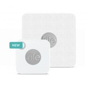 Conjunto Tile Mate + Slim Combo URB c/bateria substituivel, Pack 4 unidades