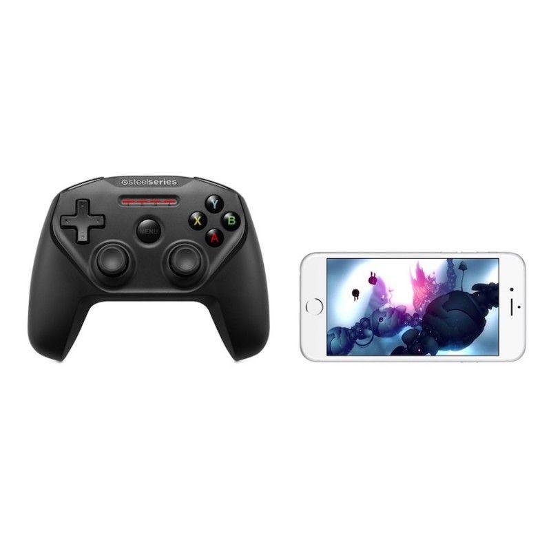 Controlador de jogos sem fios SteelSeries Nimbus
