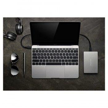 Lacie 2.5´ Porsche Design Mobile (1 TB) - USB-C