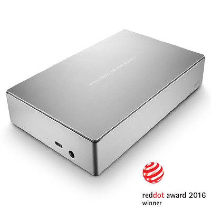 Disco externo LaCie Porsche Design Desktop 3.5 4TB USB 3.1 & USB-C