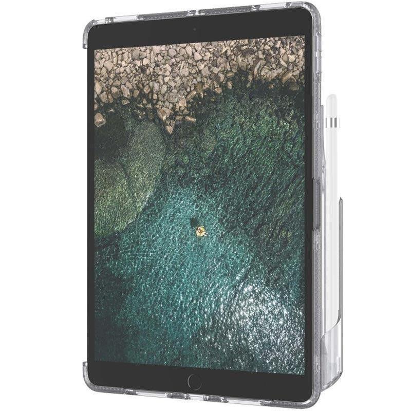 """Capa para iPad Pro 12"""" (geração 2) Tech21 Impact Clear - Transparente"""