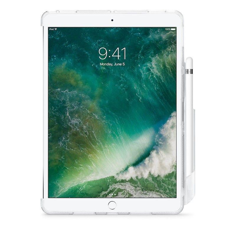 "Capa para iPad Pro 9,7"" Tech21 Impact Clear  sup. para pencil - Transparente"