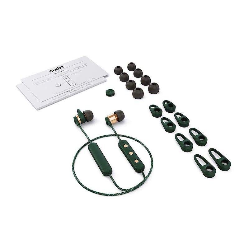 Auriculares Sudio Tio - Verde