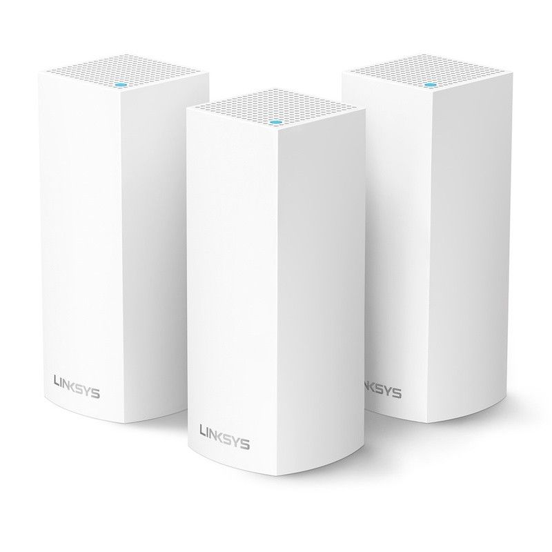 Sistema Wi-Fi Linksys Velop Whole Home Mesh (Pack de 3)
