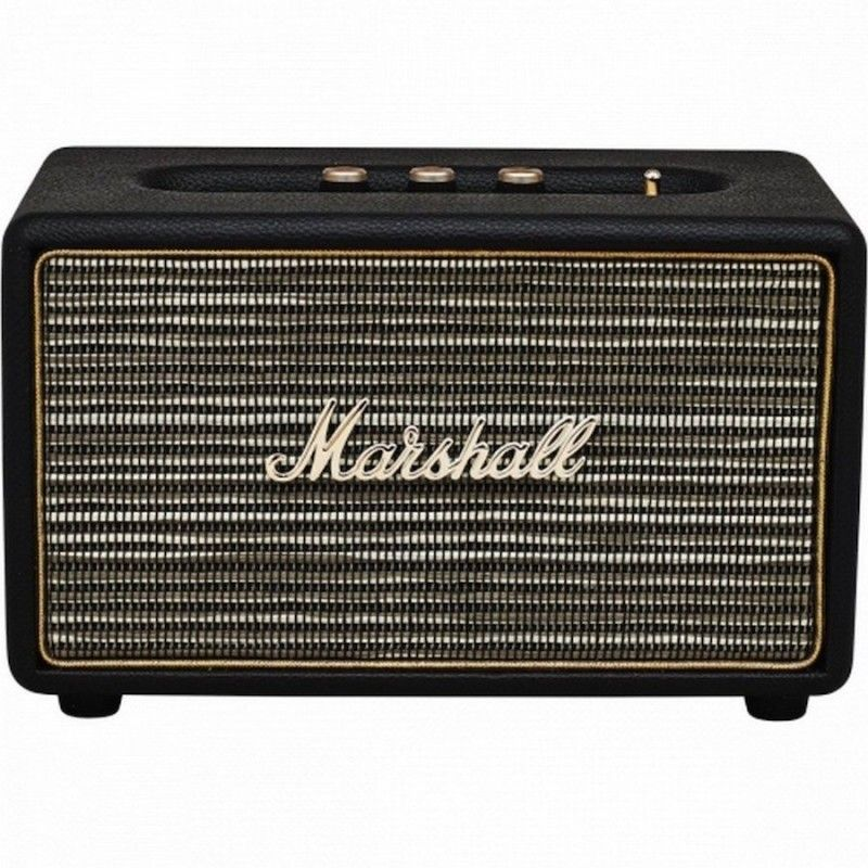 Coluna Marshall Acton Bluetooth - Preto