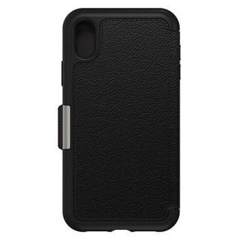 Capa para iPhone XR Otterbox Strada - Shadow Black