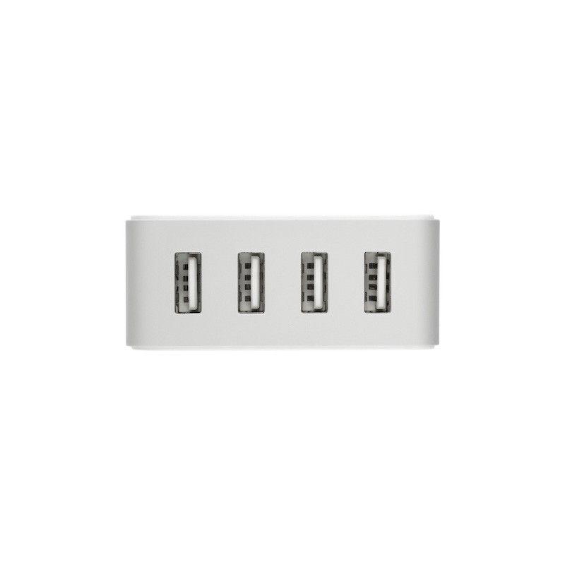 Ficha com 4 entradas USB-A Moshi - 35W