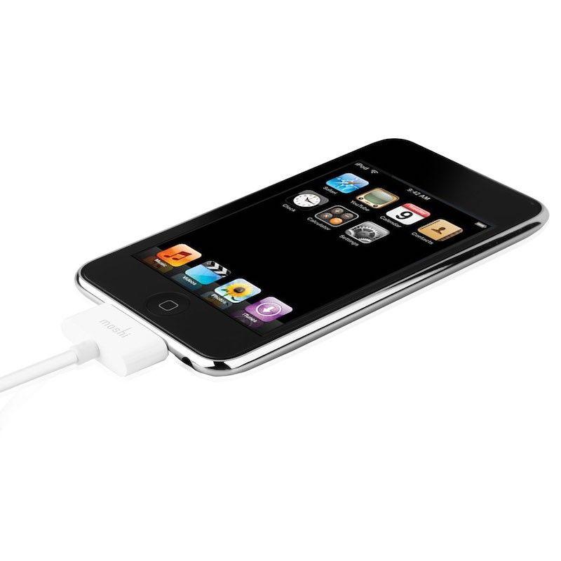 Cabo 30 pinos para USB 0,9m branco