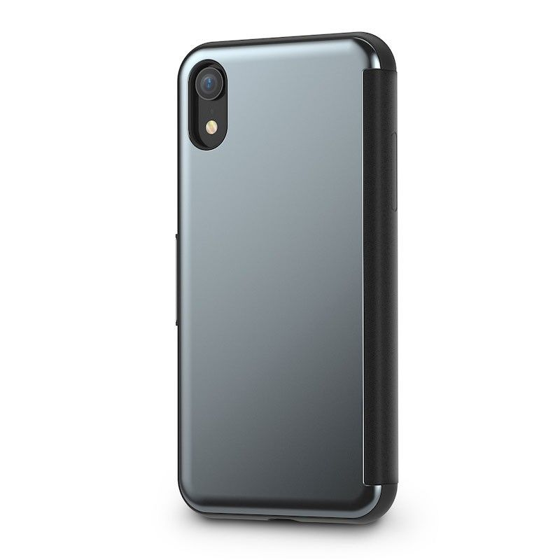 Capa para iPhone XR Moshi StealthCover - Gunmetal Gray