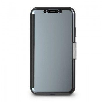 Capa para iPhone XR Moshi StealthCover - Gunmetal Gray