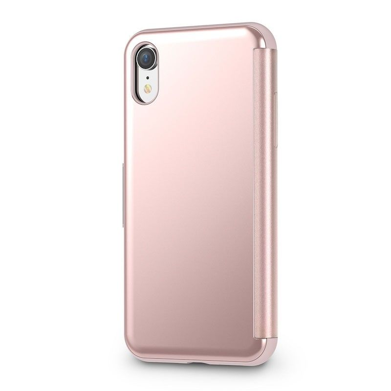Capa para iPhone XR Moshi StealthCover - Champagne Pink