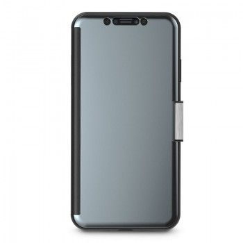 Capa para iPhone XS Max Moshi StealthCover - Gunmetal Gray