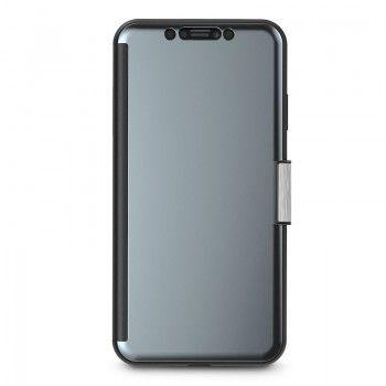 Capa para iPhone XS Max Moshi StealthCover - Gunmetal Gray