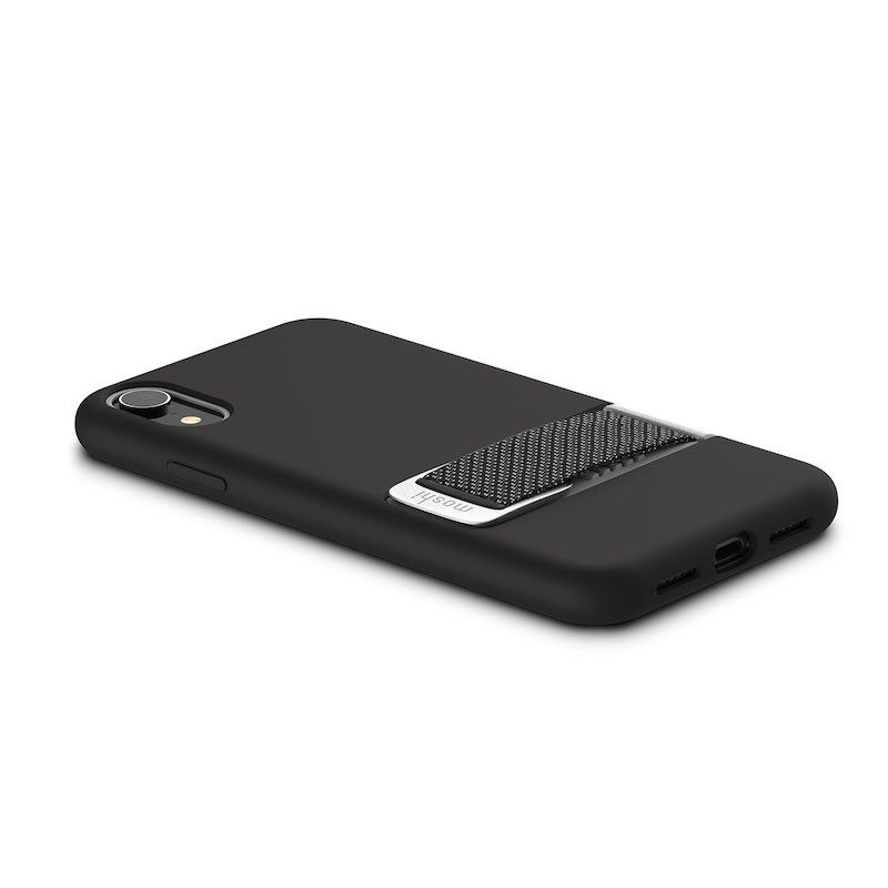 Capa para iPhone XR Moshi Capto - Mulberry Black