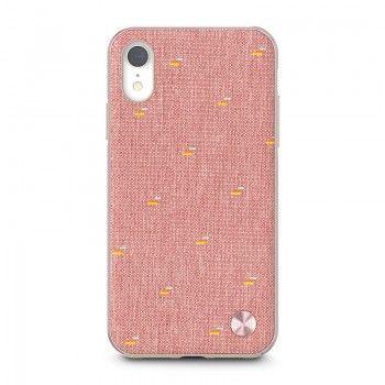 Capa para iPhone XR Moshi Vesta - Macaron Pink
