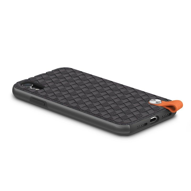 Capa para iPhone XR Moshi Altra - Shadow Black