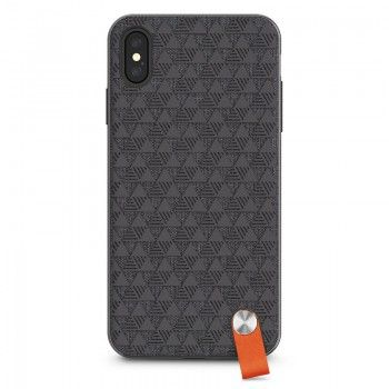 Capa para iPhone XS Max Moshi Altra - Shadow Black