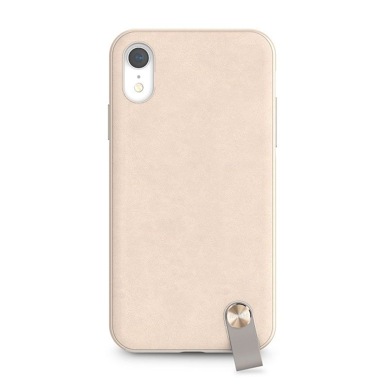 Capa para iPhone XR Moshi Altra - Savanna Beige