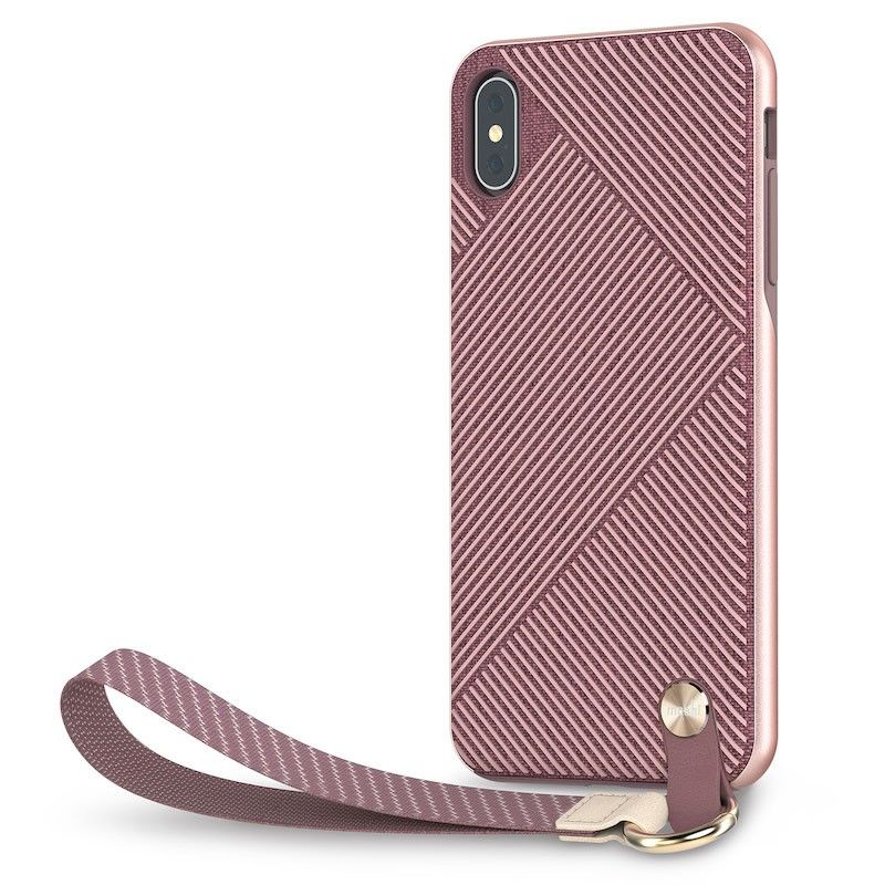 Capa para iPhone XS Max Moshi Altra - Blossom Pink