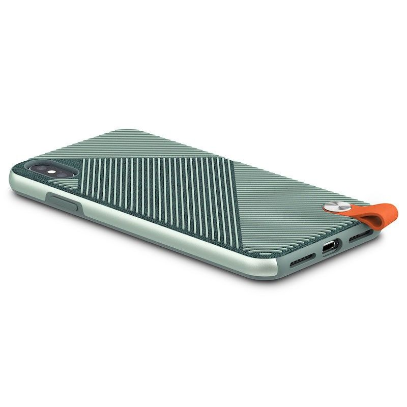 Capa para iPhone XS Max Moshi Altra - Mint Green