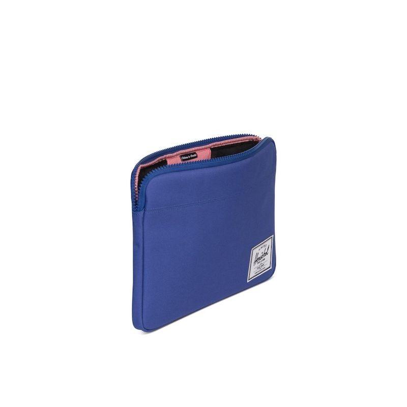 "Sleeve Herschel Anchor MacBook 13"" - Deep Ultramarine"