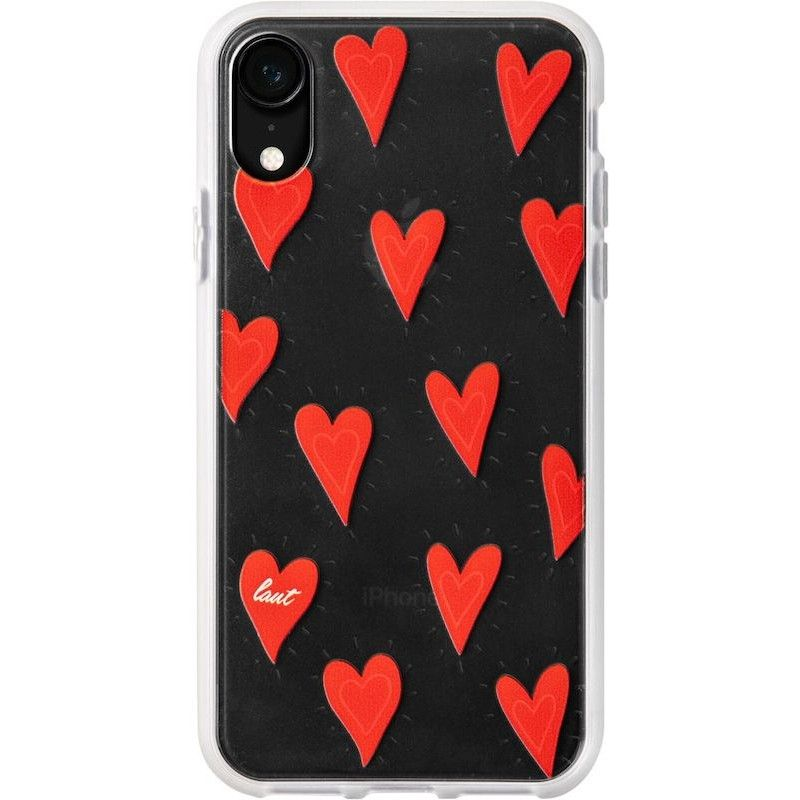 Capa Laut Coração para iPhone XR