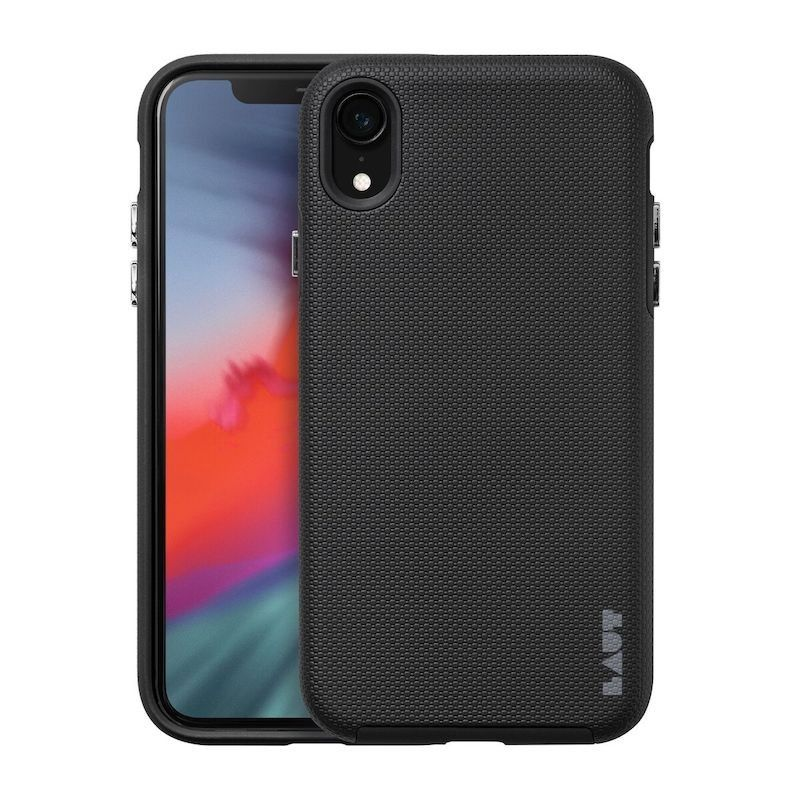 Capa Laut Shield para iPhone XR - Preto